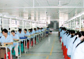 Jiu Shi production line